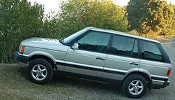 Range Rover P38 - 1995 to 2002
