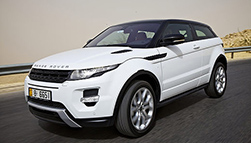 Range Rover Evoque - 2011 to Present