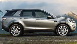 Discovery Sport - 2014 to Present