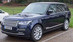 Range Rover/L405 - 2012 to Present